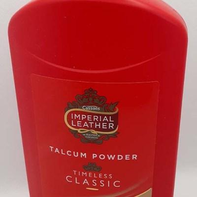 Imperial Leather Talcum Powder