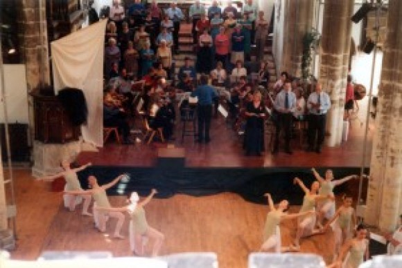 2002_SGO with Central School Ballet at St Greg's