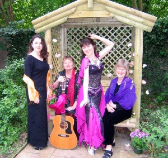 2005_May 31_Greenwood Singers and Catherina