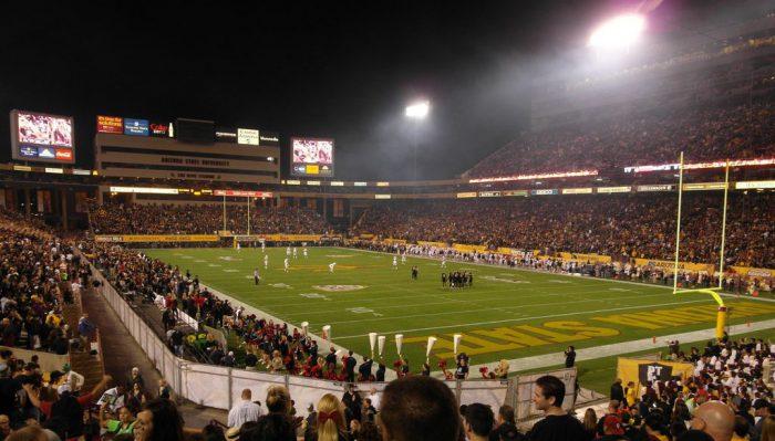 Arizona State Sun Devils football game
