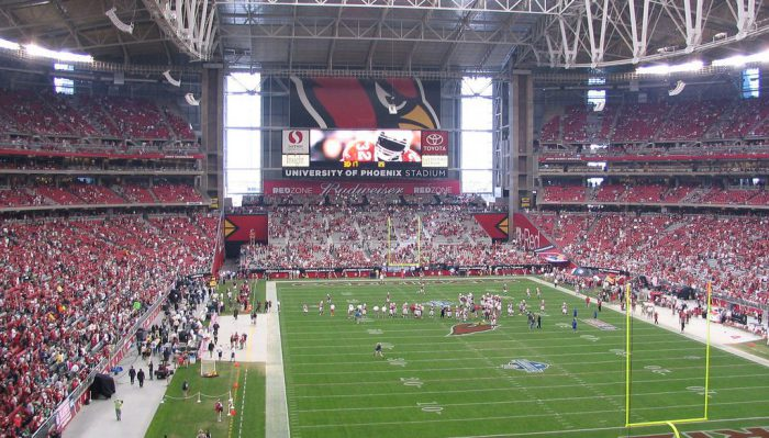 Arizona Cardinals Game