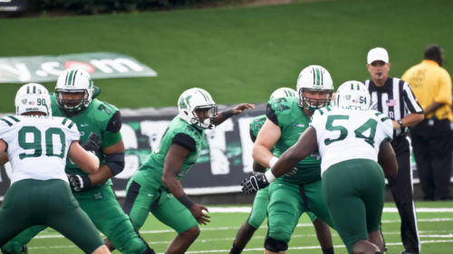 Marshall Thundering Herd Battle for the Bell