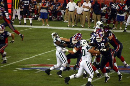 Buffalo Bills vs New York Jets
