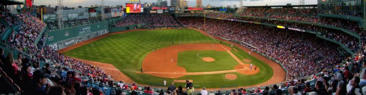 Fenway Park Home of the Boston Red Sox