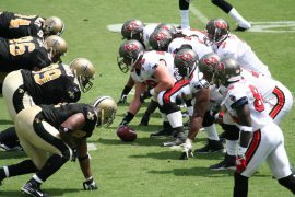 Tampa Bay Buccaneers vs New Orleans Saints
