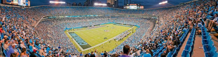 Carolina Panthers Bank of America Stadium