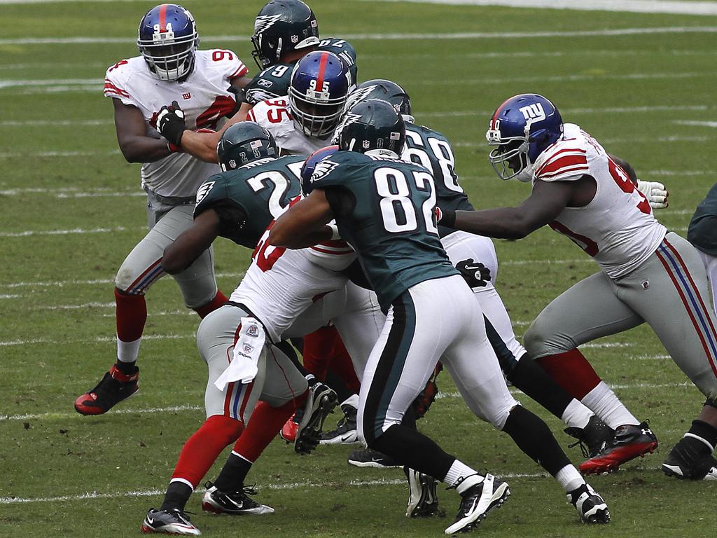 Philadelphia Eagles vs New York Giants