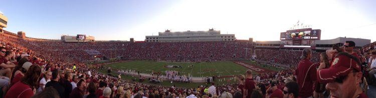 Home of the Florida State Seminoles Doak Campbell Stadium