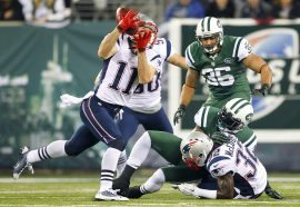 New York Jets vs Patriots