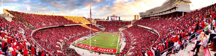 Ohio State Buckeyes football game
