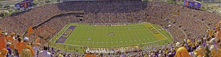 Tiger Stadium Home of the LSU Tigers