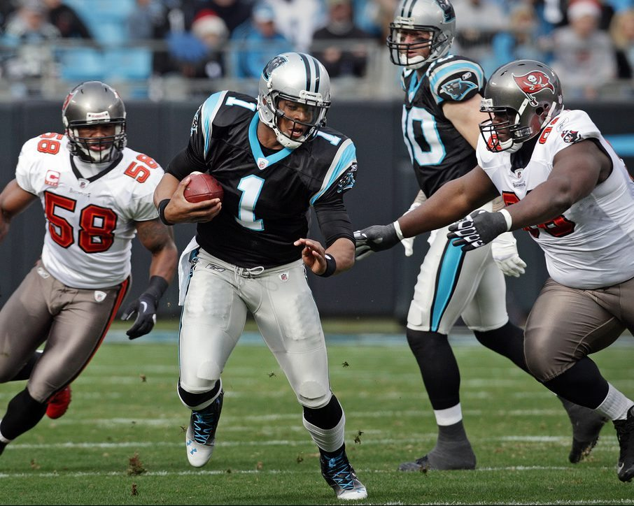 Carolina Panthers vs Tamba Bay Buccaneers