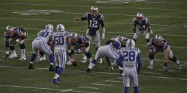England Patriots vs Indianapolis Colts
