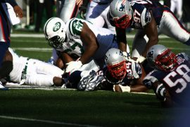 England Patriots vs New York Jets