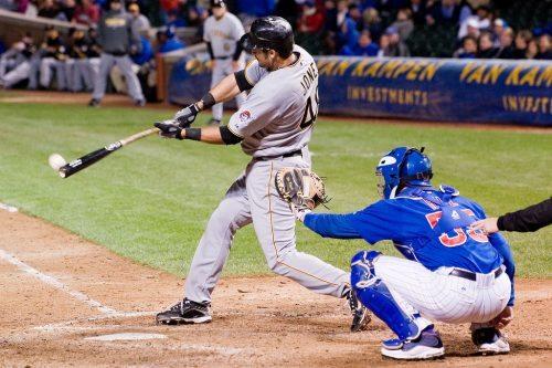 Pirates vs Cubs baseball game