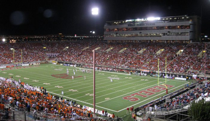 Sam Boyd Stadium Home of the UNLV Rebels
