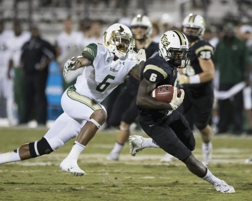 UCF Knights USF Bulls rivalry