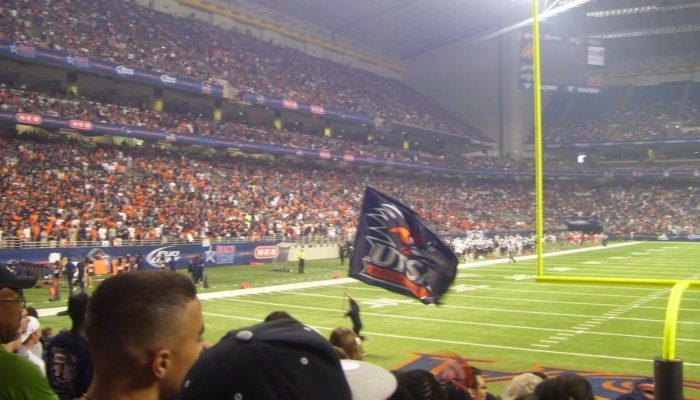 UTSA Roadrunners football game
