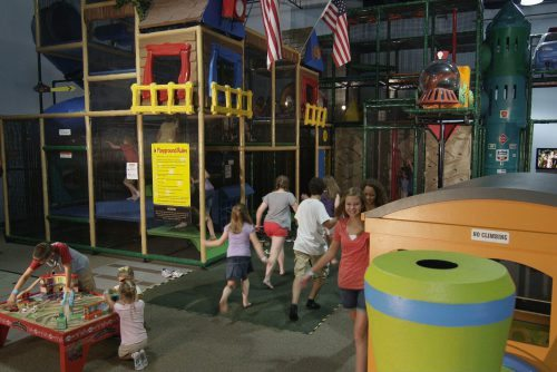 Kids Area Great American Ball Park