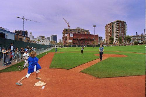 Wiffle Field San Diego Padres