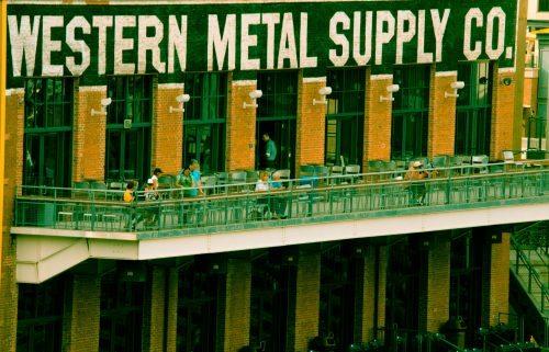 Western Metal Supply San Diego Padres