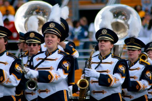 Kent State The Marching Golden Flashes