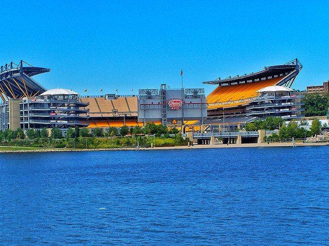 Pittsburgh Steelers stadium Heinz Field