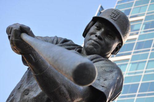 Tony Gwynn Statue San Diego Padres