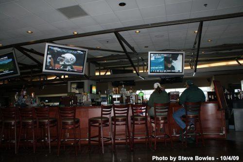 West Side Club bar