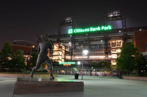 Citizens Bank Park statue