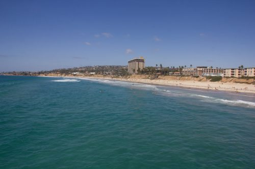 Beach San Diego Padres