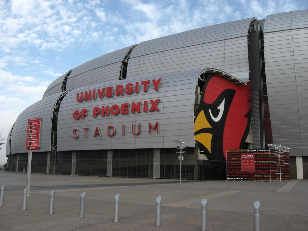 State Farm Stadium architecture