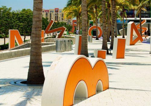 Orange Bowl Tribute Miami Marlins