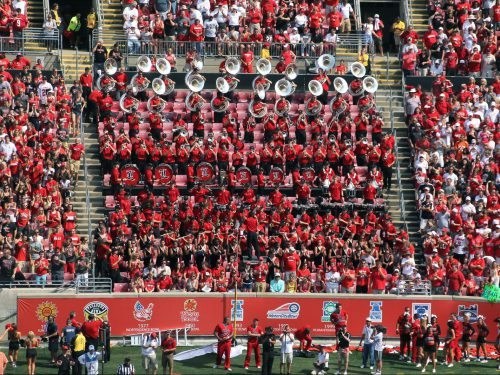 Louisville Cardinals Marching Band