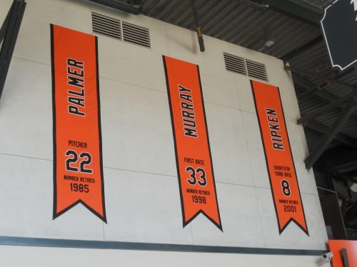 Banners Baltimore Orioles