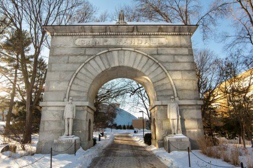 Camp Randall Arch