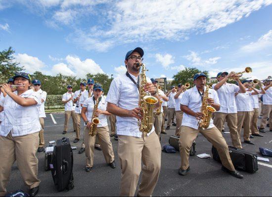 FIU Panthers band