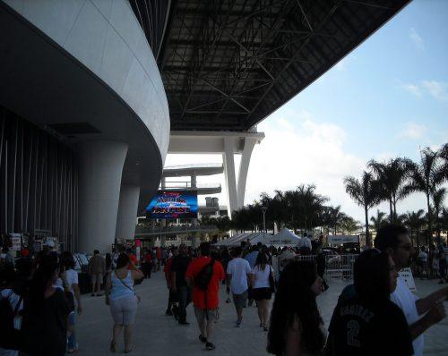 Miami Marlins Fan Fest