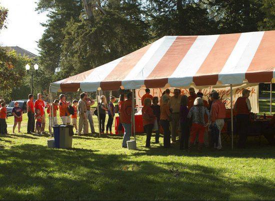 Syracuse Orange Homecoming Tailgate