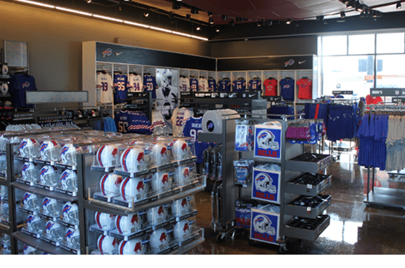 Buffalo Bills team store