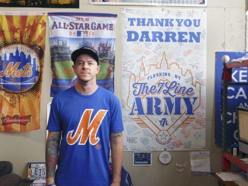 The Seven Line New York Mets