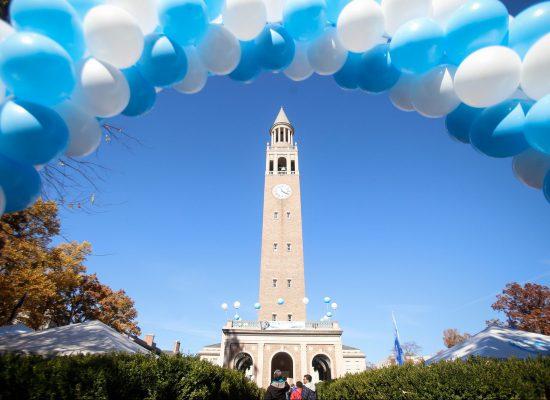 UNC Tar Heels Chapel Hill