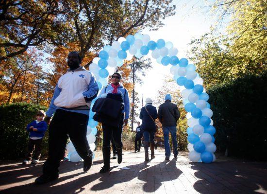 UNC Tar Heels homecoming