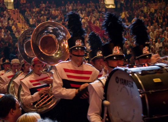 UNLV Rebels marching band