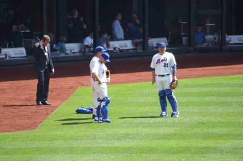 Uniform New York Mets