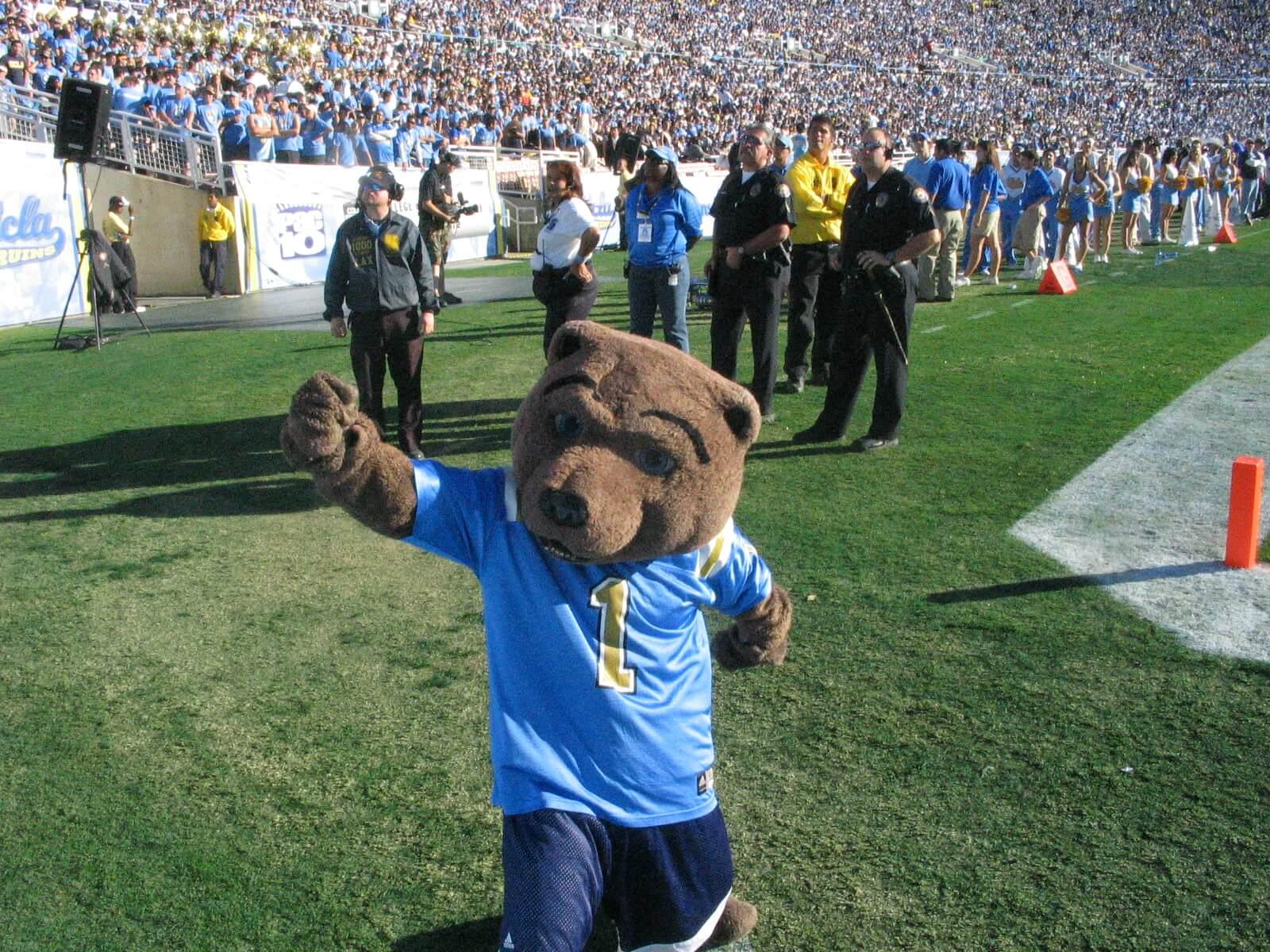 UCLA Bruins Joe Bruin