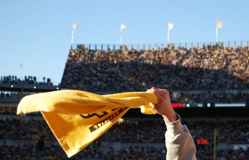 Terrible Towel Pittsburgh Steelers tradition