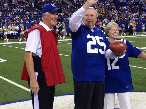 12th Man Fan of the Game Indianapolis Colts football