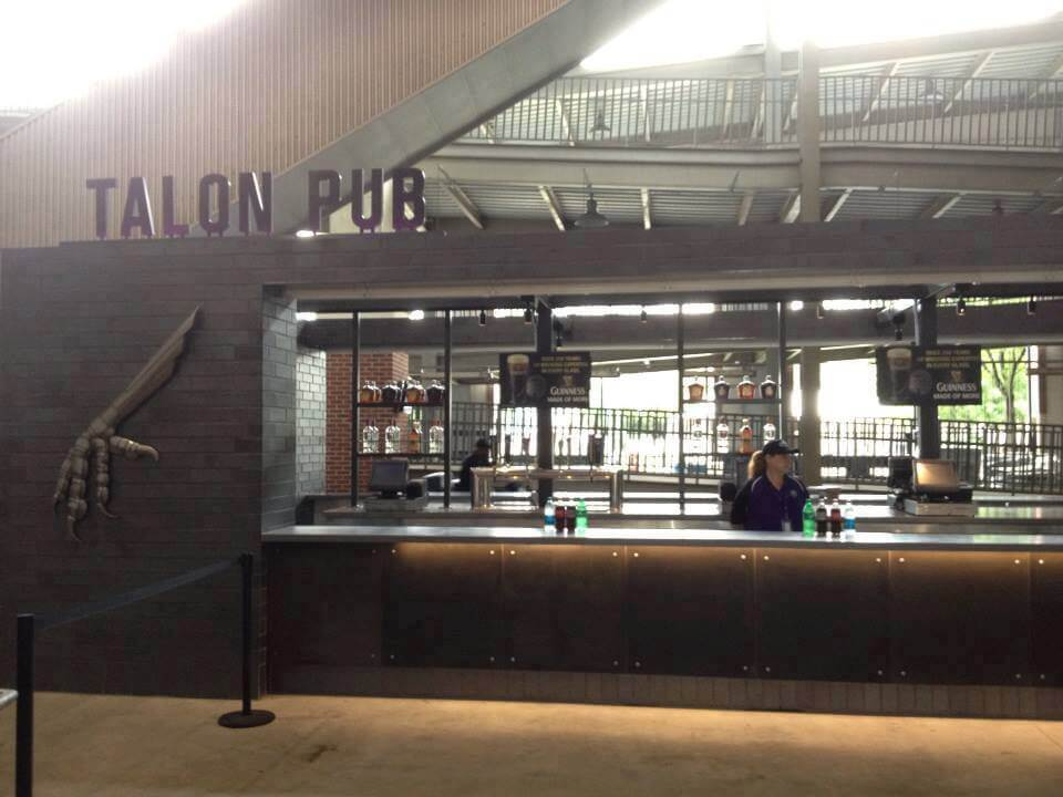 M&T Bank Stadium Talon Pub
