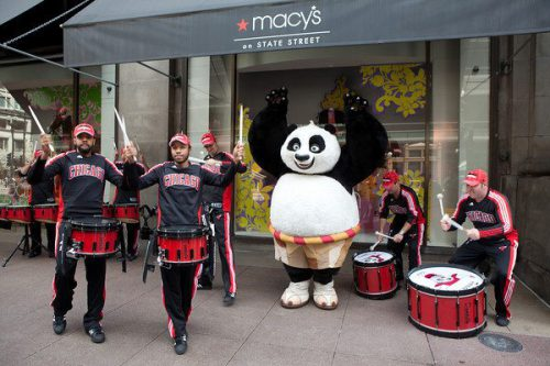 Chicago Bulls Stampede Drumline